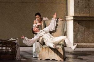 Prove delle Nozze di Figaro,regia di Strehler_Rosa Feola(Susanna),Markus Werba(Figaro)©Yasuko Kageyama-Opera Roma2014-15_1722