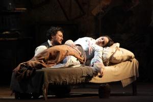 La bohème di Giacomo Puccini Direttore Daniele Rustioni  Regia e scene Franco Zeffirelli Costumi Piero Tosi